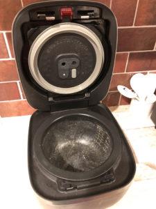 みきママ流の炊飯器の洗い方