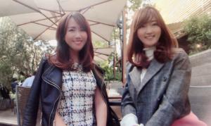 櫻井けい子と武藤美佑紀さん